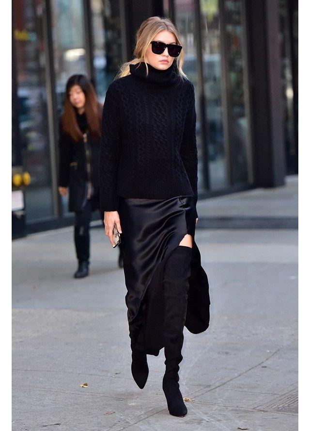 Les looks off-duty de Gigi Hadid   Vogue