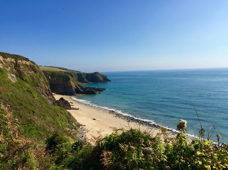 Near Falmouth Cornwall