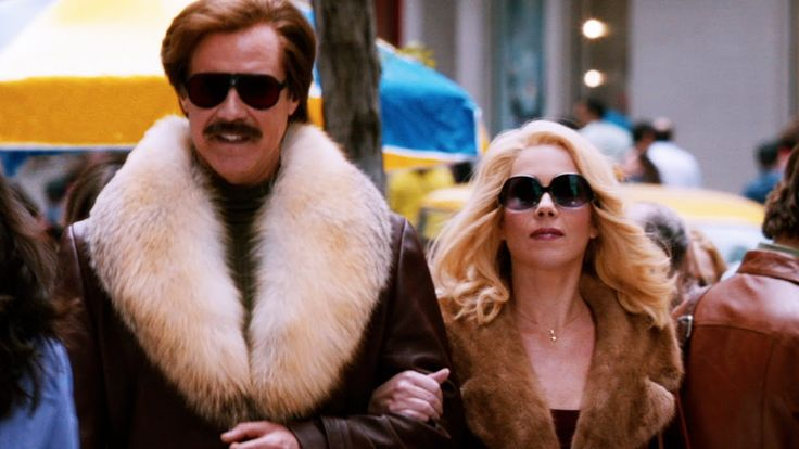 The legend continues with Will Ferrell, Paul Rudd, and Steve Carrell in 'Anchorman 2'