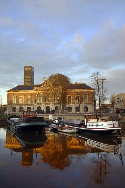 Bibliotheek Leeuwarden, The Netherlands