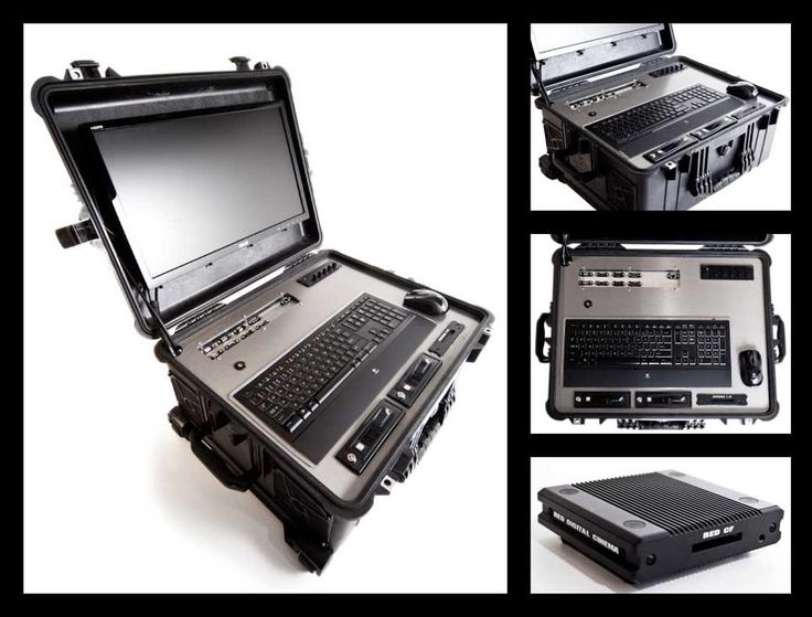 Custom PC DIT Station for RED EPIC/SCARLET    www.mu2pro.com - florida video production and red epic rentals
