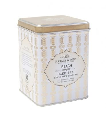 Peach Iced Tea - Great gift idea.