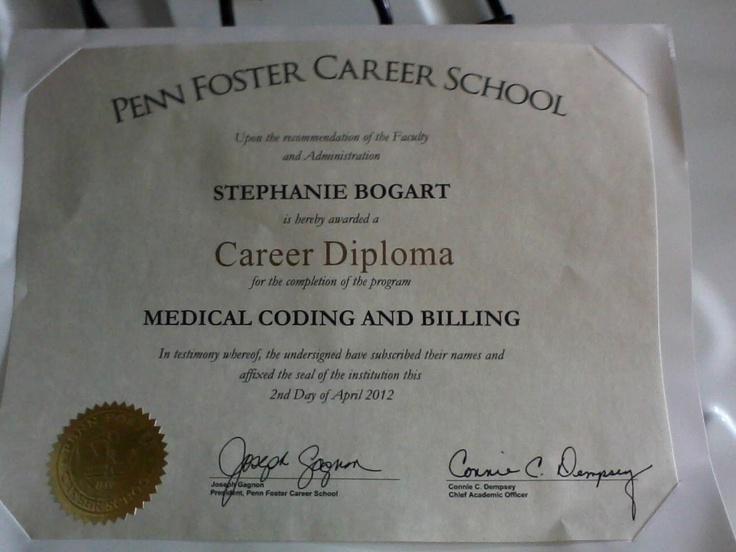 42 best PENN FOSTER images on Pinterest Kids education, Penn - medical assistant certificate