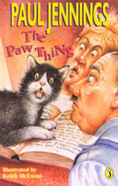 The Paw Thing by Paul Jennings