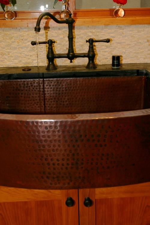 Mediteranean Kitchen sink