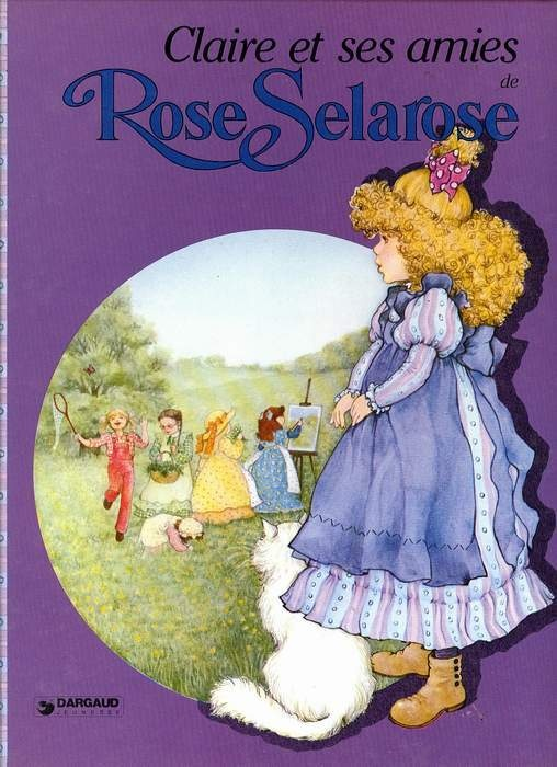 Rose Selarose Claire et ses amies