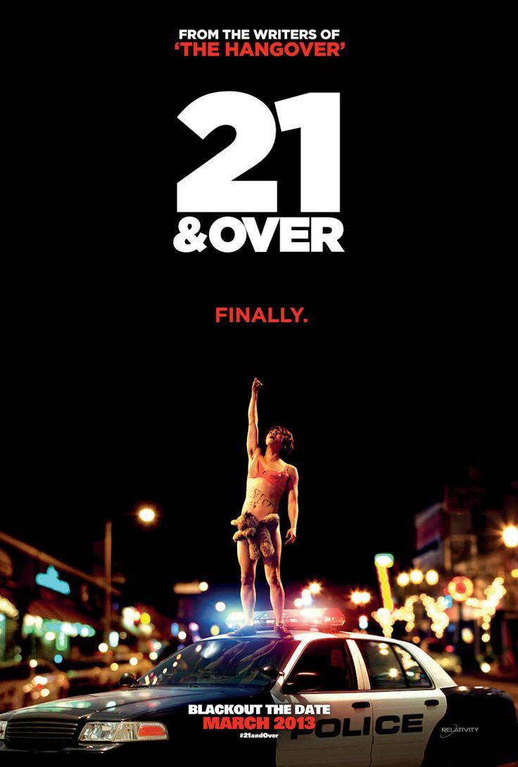 Από τους σεναριογράφους του The Hangover (2009) έρχεται μια νέα κωμωδία το 21 and Over.Η υπόθεση έχει να κάνει με τον Jeff Chang έναν αριστούχο μαθητή κολεγίου που οι δύο καλύτεροι φίλοι του τον βγ…