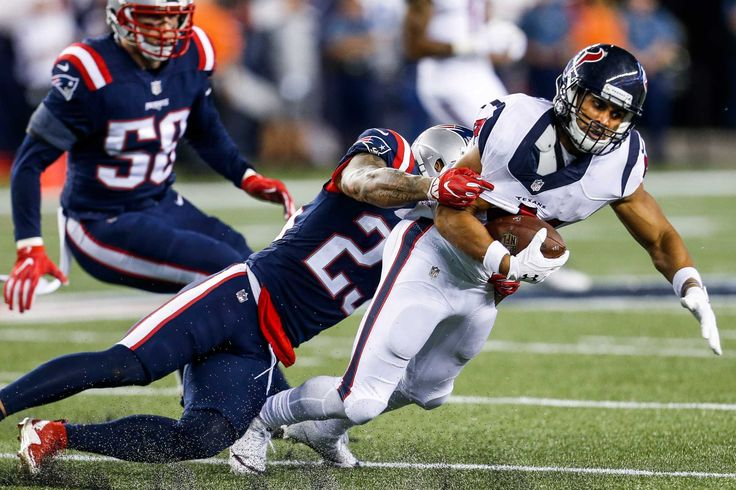 Texans' Jonathan Grimes sidelined with cracked fibula