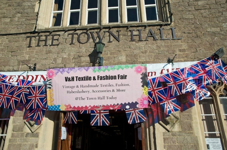 The Original Vintage & Handmade Textile Fair