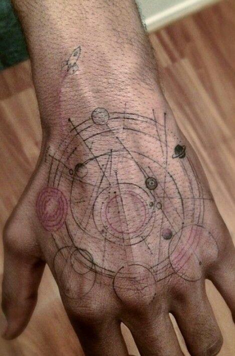 Geometric Galaxy