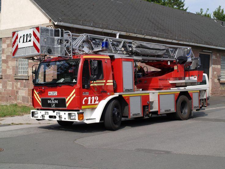 BF München DLK-23/12nB VACC M.A.N 15.264 LLLC Magirus