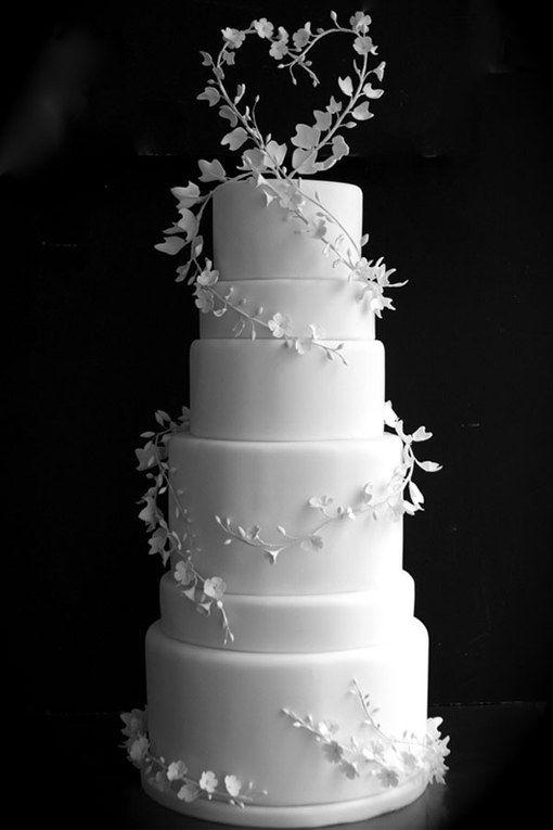 de Gâteaux De Mariage Musique sur Pinterest  Mariages à thème de ...
