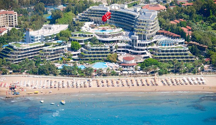 Crystal Sunrise Queen Luxury Resort & SPA - Side, Antalya Otelleri