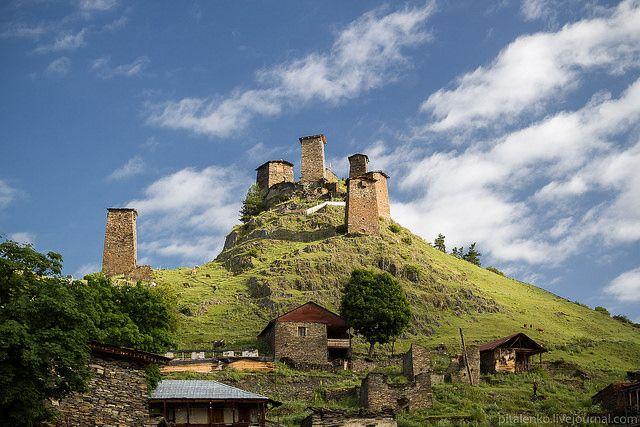 Amazing Tusheti. #Georgia #travel #mountains