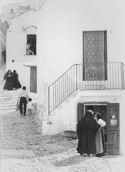 Mario Ingrosso - Angolo di Paese, Pisticci, 196