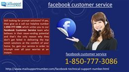 Build Corrections To your Report Through Facebook Customer Service 1-850-777-3086. Facebook Customer Service group guides all of you the means legitimately with the goal that you can without much of a stretch recuperate your lost secret word by your own. For ending this issue from the root, you have to give consideration on the sans toll number 1-850-777-3086. The most gainful for you is, this number can be dialed whenever and furthermore from anyplace of the globe. For more Information…