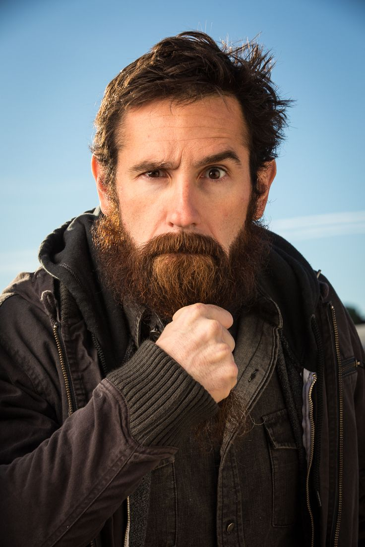 Aaron Kaufman of Gas Monkey garage / Fast & Loud