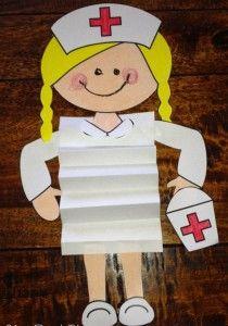 nurse craft idea
