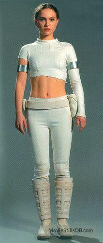 Star Wars: Episode II - Attack of the Clones promo shot of Natalie Portman