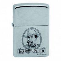 Zapalniczka Zippo Jack Daniels Distiller, Street Chrome