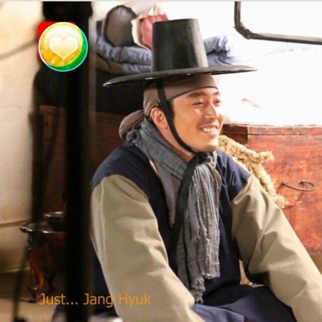"""장혁<객주> Jang Hyuk """"Gaekju"""" Final Shooting"""