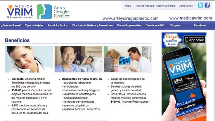 Recuerda también nos puedes encontrar en la revista VRIM la RED Medica numero uno en Mexico. Con los mejores Cirujanos Plásticos CERTIFICADOS Visítanos estamos para ayudarte Calzada de las Bombas 128, Col. Ex-hacienda Coapa, 04899, Coyoacán, Distrito Federal DF.