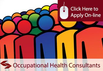self employed occupational health consultants liability insurance