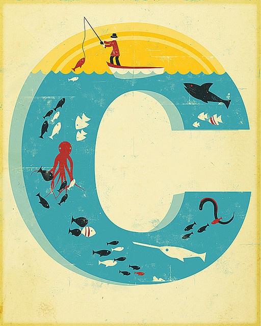 Plenty of fish in the C by Jay Fleck