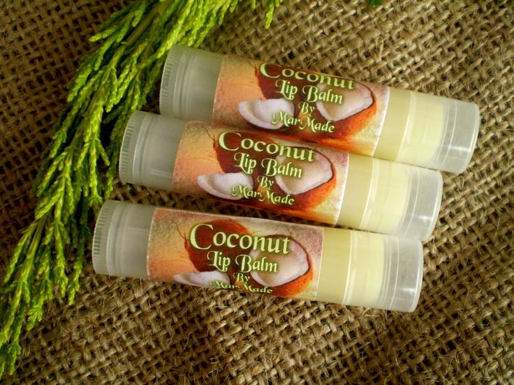 lip balm coconut