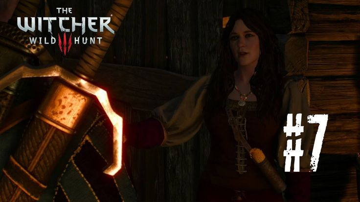The Witcher 3: Wild Hunt - Playthrough Part 7: On death's bed