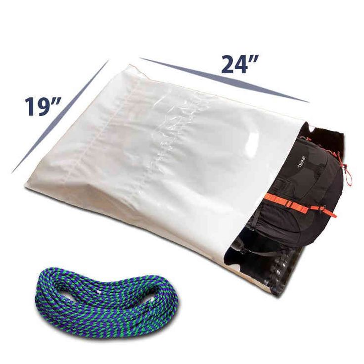 19 x 24 Premium Tamper Proof Courier Bags for Ecommerce Packing