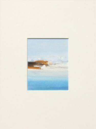 "Saatchi Art Artist Marta Zamarska; Painting, ""Siberian Postcard 5"" #art"