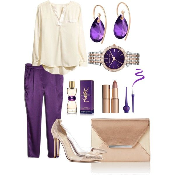 """purple"" by olesya-spolokhova on Polyvore"