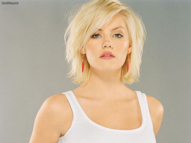 Elisha Cuthbert hair