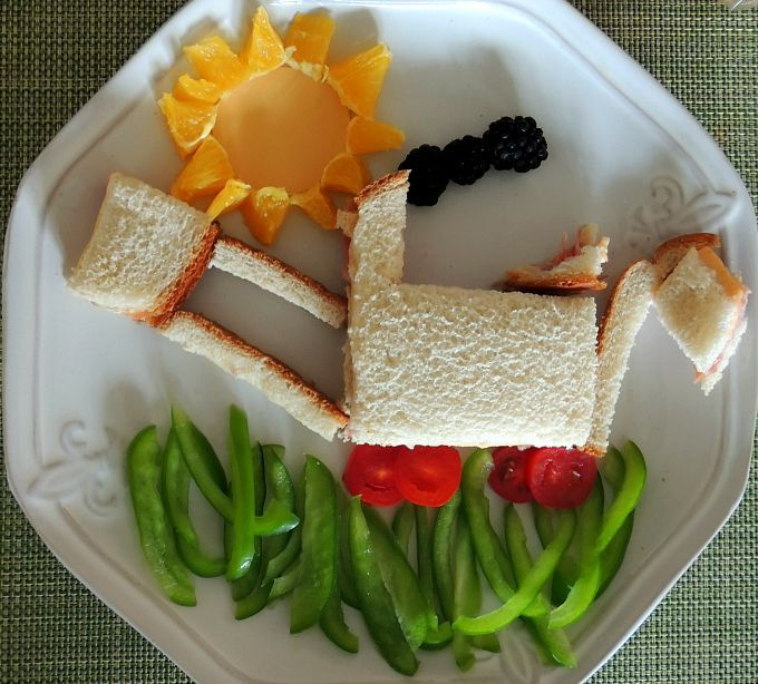 Family Fun in the Kitchen + A Sandwich Art Facebook Contest