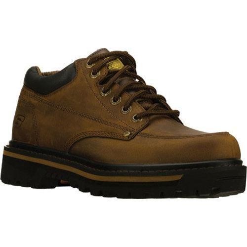 Skechers Men's Boots Mariners Dark