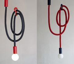 Nowe lampy Pani Jurek