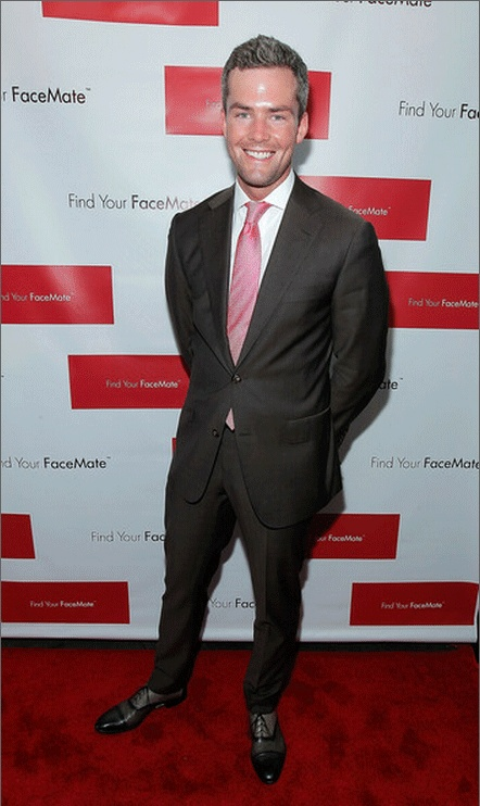 Ryan Serhant @ FaceMate Launch on RCR
