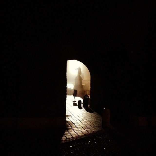 @oldfain Ferrara, Savonarola nella nebbia | #myER_andMe: foto finaliste