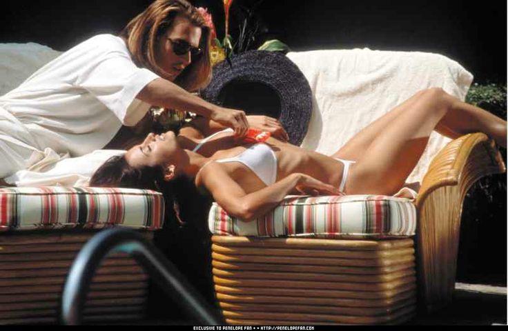 Johnny Depp, Penelope Cruz.  Incredible summertime film.  BLOW