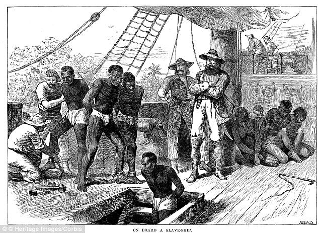 Although Britain outlawed slavery in 1833 and it was abolished in the USA after the defeat of the Confederacy in the Civil War in 1865, the transatlantic trade in African slaves continued.