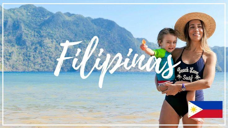 VIAJAR A FILIPINAS, TURISMO EN FAMILIA 4k  (CAP 60)