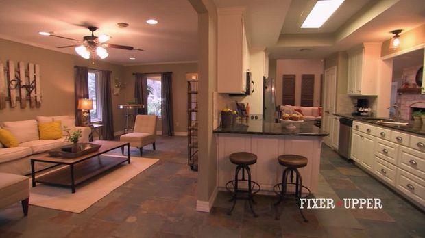 Staffel 1 Episode 10: Texas Style - Fixer Upper - sixx