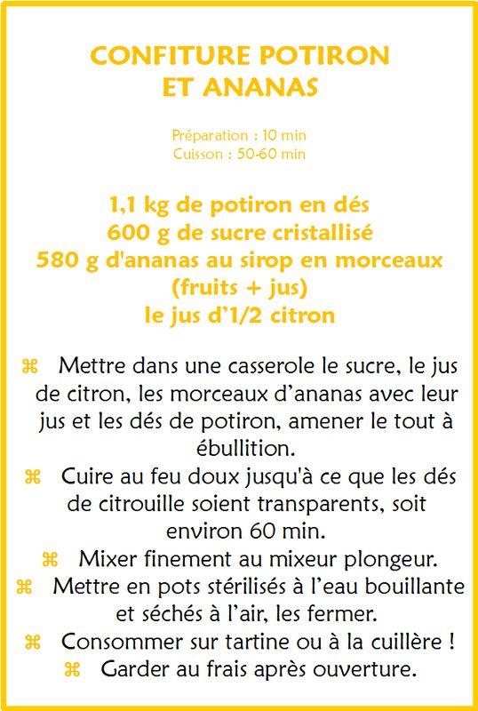 Confiture_potiron_ananas_fiche_recette