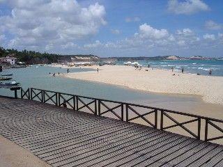 Casa à Beira Mar em Praia de Pipa com Piscina na Cobertura - Vistas Magníficas Aluguer de férias em Pipa e Tibau do Sul da @homeaway! #vacation #rental #travel #homeaway