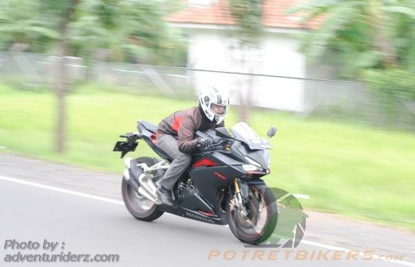 All New Honda CBR250RR, in Daily Use (First Day)