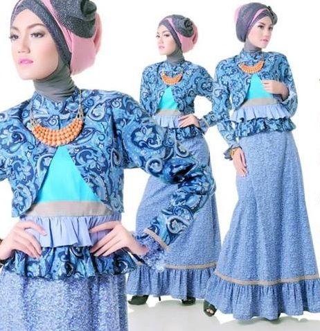 Berkreasi untuk Fashion Busana Muslim Mutif Terbaru