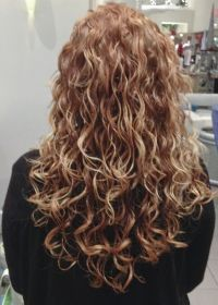 Breakdown of several different products for long curly hair. Need to try these!