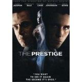 The Prestige (DVD)By Hugh Jackman