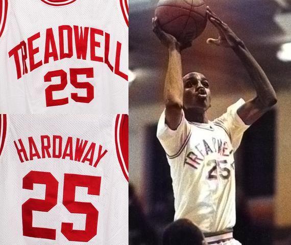 premium selection 84623 931cf Anfernee Penny Hardaway High School Jersey Treadwell ...